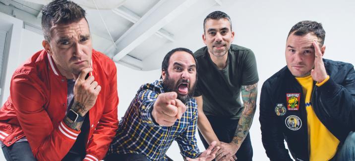 New Found Glory представили новый альбом «Makes Me Sick»