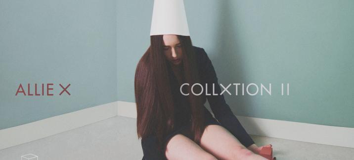 Allie X представила альбом «CollXtion II»