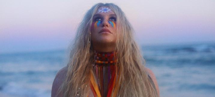 Ke$ha «Rainbow»: начало