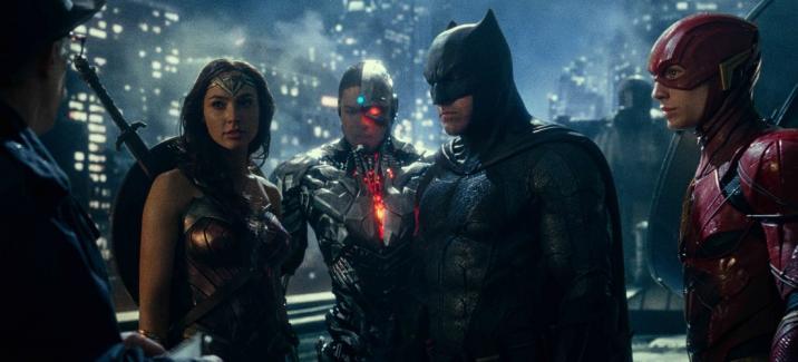«Лига справедливости»: светлая сторона киновселенной DC