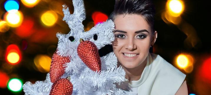 Рубрика «Новогодние звёзды». Певица Эмма М