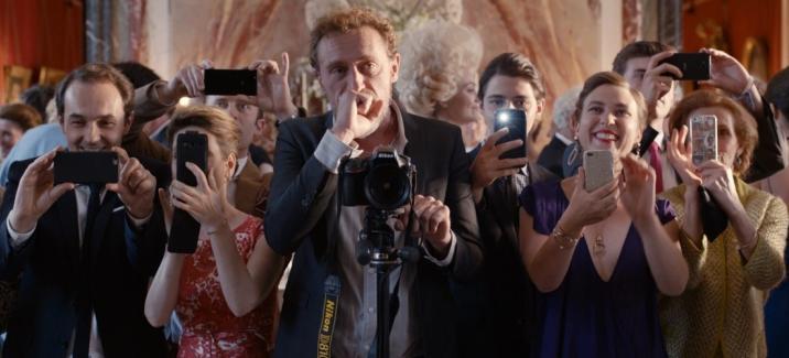 «Праздничный переполох»: скромное обояние свадебной вечеринки