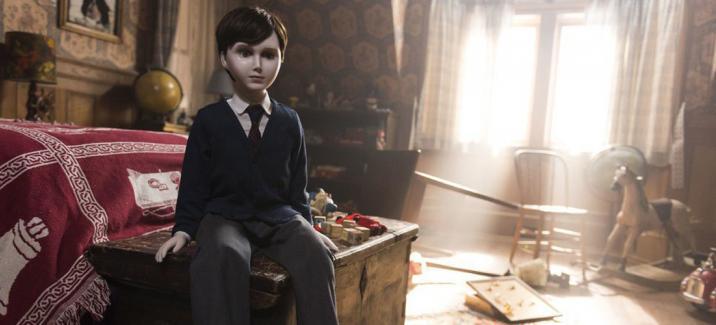 Фильм «Кукла»: Все мы помним Аннабель