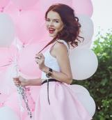 Елена Князева рассказала, как отмечала школьный выпускной