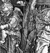 Альбрехт Дюрер «Меланхолия»: мир одной гравюры