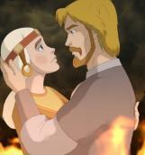 Сказ о Петре и Февронии: сказ о том, как наши мультфильм снимали