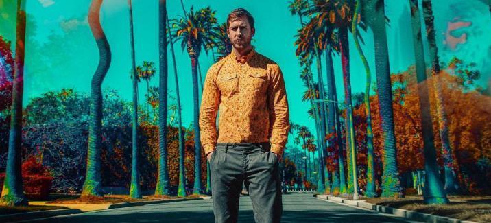 Calvin Harris «Funk Wav Bounces Vol. 1»: лето в стиле клубного фанка
