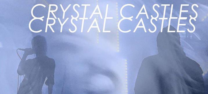 Канадская группа Crystal Castles едет в Санкт-Петербург!