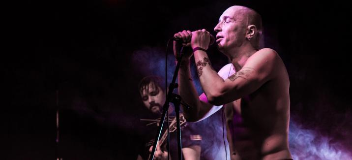 27 октября в питерском клубе «MOD» состоялся концерт группы «Пионерлагерь Пыльная Радуга»
