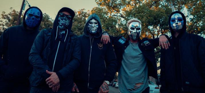 Hollywood Undead  презентовали альбом «Five»