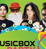 RUSSIAN MUSICBOX устраивает яркую весеннюю вечеринку!