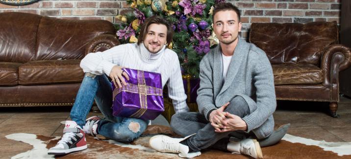 Рубрика «Новогодние Звезды». Группа Маяковский