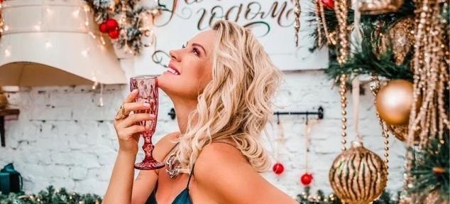 Рубрика «Новогодние звёзды». Ирина Ортман
