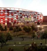 Легендарный футбольный клуб «Спартак» обрел свой дом