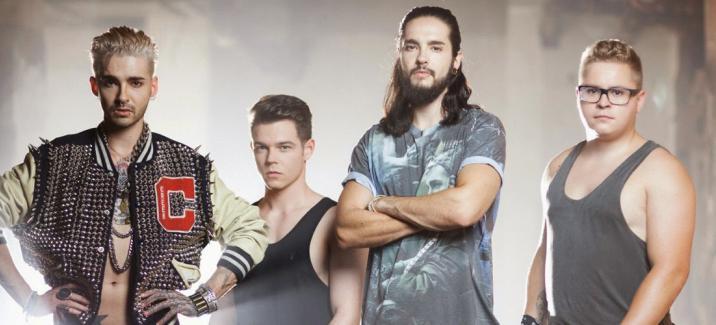 Tokio Hotel представили клип на сингл «Run Run Run» с будущего альбома «Kings Of Suburbia»