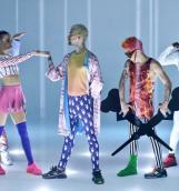 Quest Pistols Show представили главных героев своего шоу танцев!
