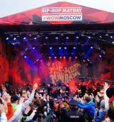 Ежегодный фестиваль «HIP-HOP MAYDAY – 2015» в Лужниках прошел под весенним дождем