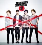 5 Seconds Of Summer выпустили одноименный альбом