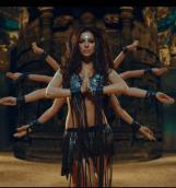 Нюша представила индийский клип «Где ты, там я»