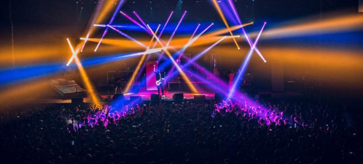 Концертная презентация альбома Noize MC «Царь горы»