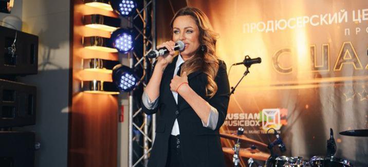 Юлия Началова поддержала участников конкурса «Высшая проба»