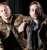 Macklemore & Ryan Lewis сняли клип на песню «Brad Pitt's Cousin»