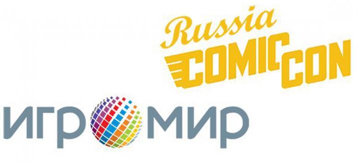 ИгроМир 2015 и Comic Con Russia 2015 успешно завершены!