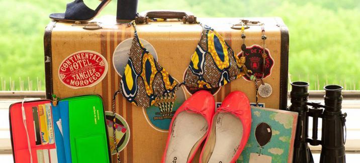 Путешествия налегке: собираем чемоданы
