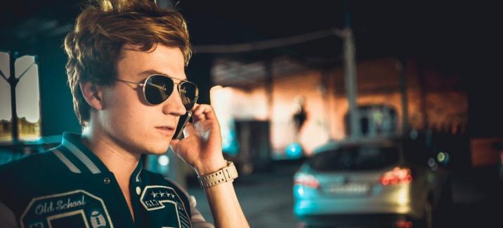 Mr.Selfie (Паша Мавриди): «Музыка - это часть моей жизни»