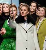 Elema представила новую коллекцию на Moscow Fashion Week