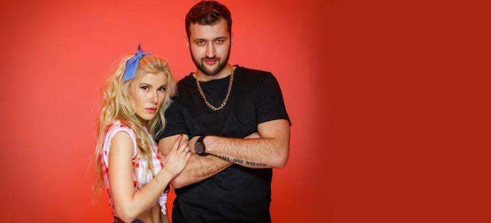 Тамерлан и Алена: «Тимурчик подрос и может занять полноценное место пассажира»